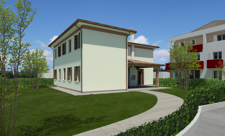 Oriago casa singola nuova costruzione gotter immobiliare - Costo allacciamenti casa nuova costruzione ...